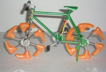 New Concept Bike Assembled