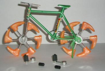 New Concept Bike Pieces