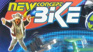 New Concept Bike Package Title