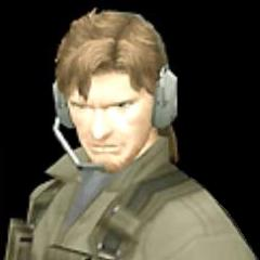 Solid Snake from Metal Gear Solid 2