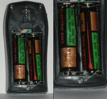 Bad Toy Phone Batteries