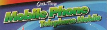 Toy Mobile Phone Package Title