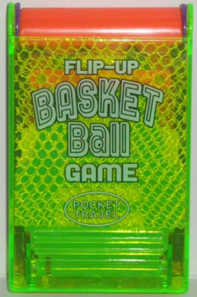 Pocket Basketball Game