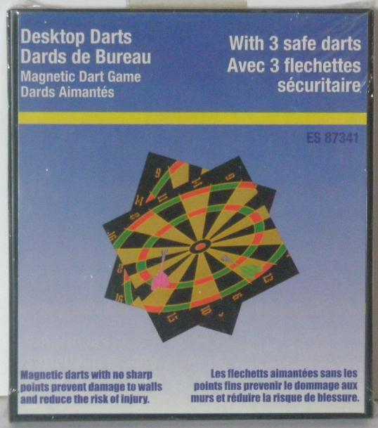 Desktop Darts Game