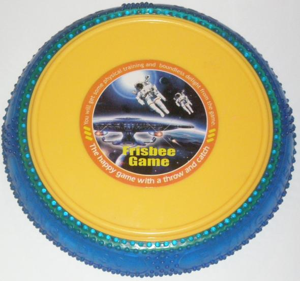 Frisbee Game