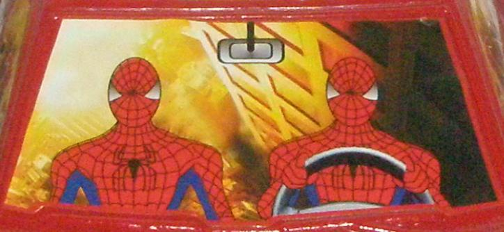 Spiderman Car Windshield
