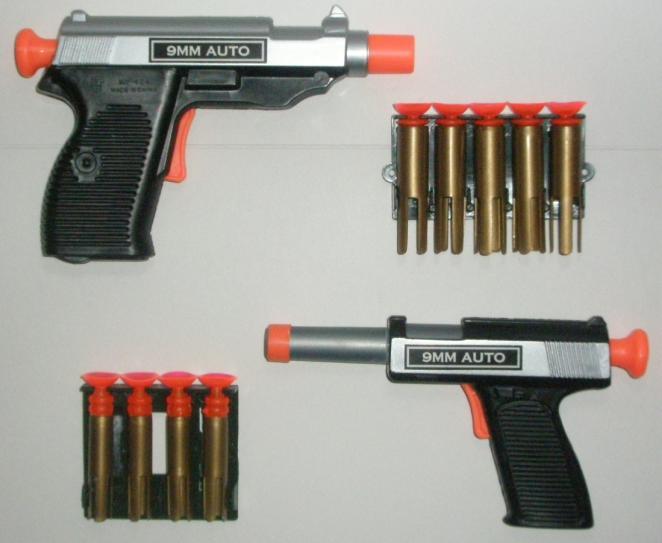 SWAT Air Dart Gun Both Guns
