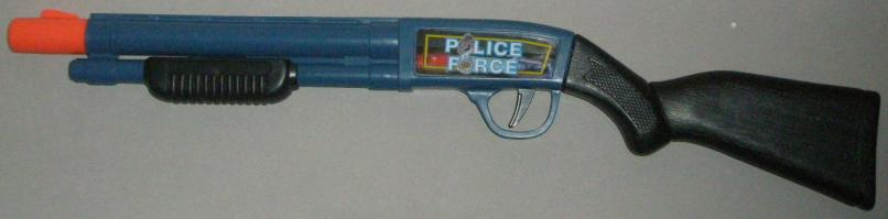 Police Force Dart Shotgun
