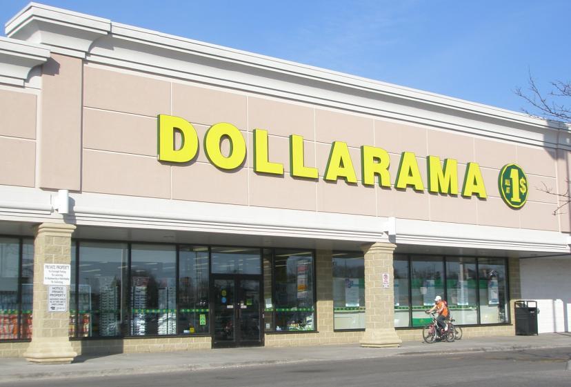 Dollarama Dollar Store
