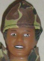 11 Inch Army Guy