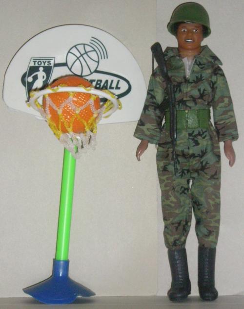 Toys Basketball
