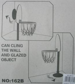 Toys Basketball Can Cling