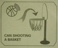 Toys Basketball Can Shoot