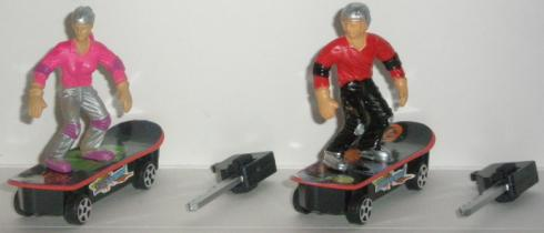 Skateboard Racers