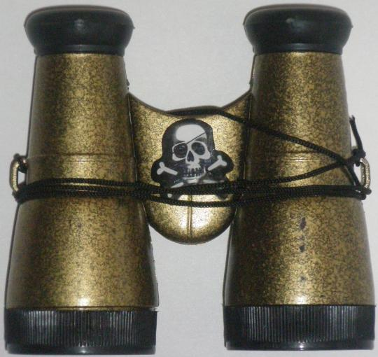 Pirate Binoculars