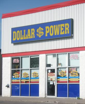 The Dollar Power Store
