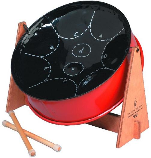 The recalled Calypso Steel Drum