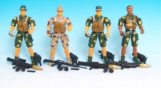 OKK Trading's not OK toy army figures