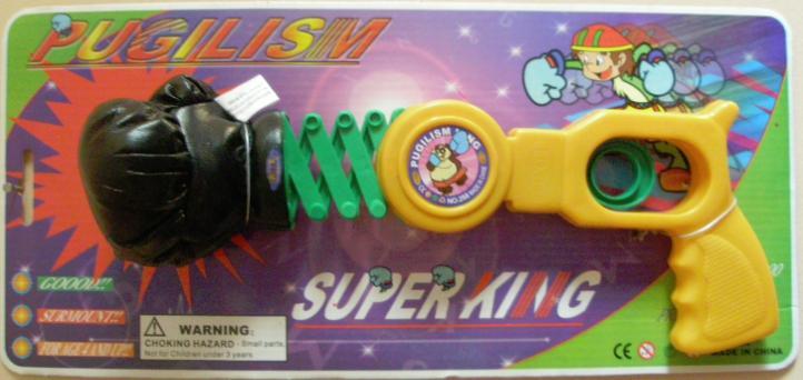 Boxing Glove Gun