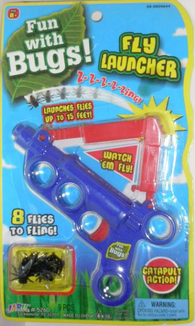 Fun With Bugs Fly Launcher