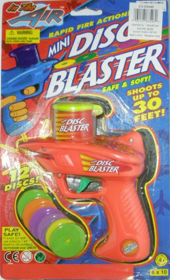 Mini Disc Blaster