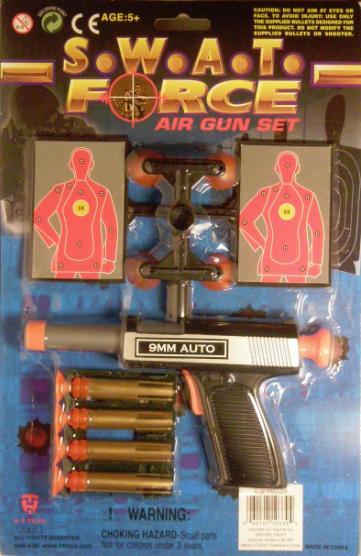 Mini SWAT Gun Pack A