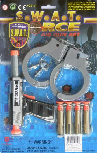 Mini SWAT Gun Pack C