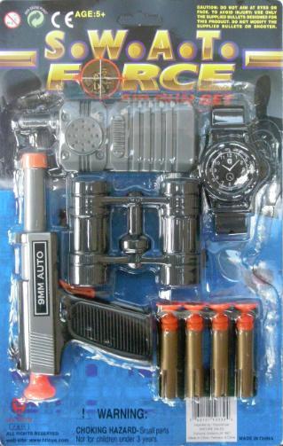 Mini SWAT Gun Pack D