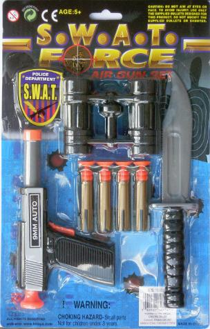 Mini SWAT Gun Pack E
