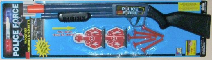 Police Force Shotgun