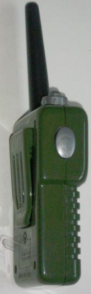 Delta Force Talking Scanner Side View