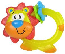 Infantino Infant Lion Rattle