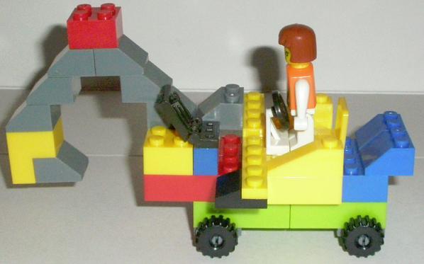 Bricks Set Lego Pack 9037 Built Properly