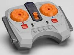 Recalled Lego Power Functions IR Remote Control