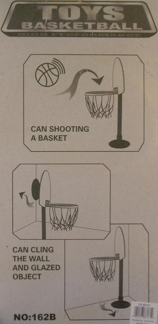 Toys Basketball Bad English
