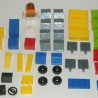 Bricks Set Lego 9037