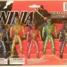 Power Ranger Ninja Figures